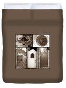 Garden Gates Duvet Cover