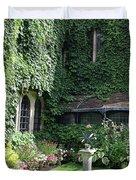 Garden Globe Duvet Cover