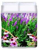 Garden Glory Duvet Cover