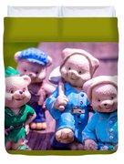 Garden Gnome 8 Duvet Cover