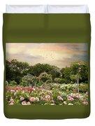 Garden Grace Duvet Cover