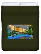 Garden Light Duvet Cover
