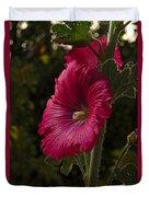 Garden Mayflower Duvet Cover