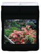 Garden Oasis Duvet Cover