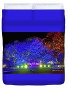 Garden Of Light By Kaye Menner Duvet Cover