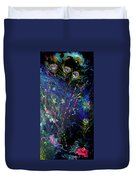 Garden Of The Deep Duvet Cover