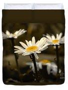 Garden Smiles Duvet Cover