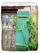 Garden Window Duvet Cover