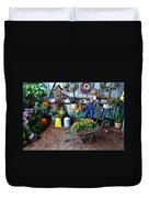 Gardeners Delight Duvet Cover