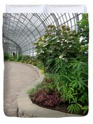 Garfield Park Conservatory Duvet Cover