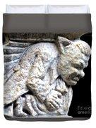 Gargoyle 4 Duvet Cover