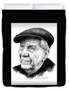 Garry Marshall Duvet Cover