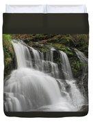 Garwin Falls Upper Cascade Duvet Cover