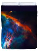 Gas Plume Orion Nebula 2 Duvet Cover