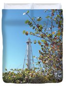 Gasparilla Lighthouse Duvet Cover