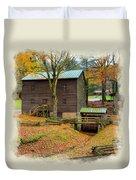 Gastons Mill 2 Duvet Cover