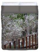 Gate 007 Duvet Cover