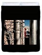Gate #4 Duvet Cover