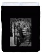 Gate In Macroom Ireland Duvet Cover