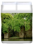 Gate To Cam Waters. Duvet Cover