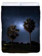 Gates To The Galaxy Duvet Cover