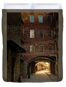 Gateway At The Rotermann Area Duvet Cover