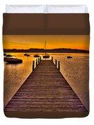 Gateway Duvet Cover by Scott Mahon
