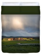 Gathering Storm Duvet Cover