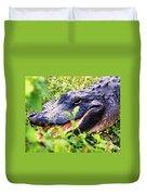 Gator 1 Duvet Cover