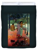 Gauguin: Call, 1902 Duvet Cover