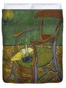 Gauguin's Chair Duvet Cover