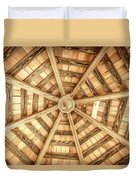 Gazebo Roof Duvet Cover