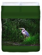 Gbh In The Grass Duvet Cover