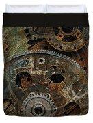 Gears Duvet Cover