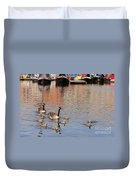 Gees And Goslings 2 Duvet Cover