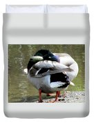 Geese Lovers Duvet Cover