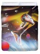 Gel Art #17 Duvet Cover