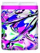 Gel Art#18 Duvet Cover