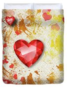 Gemstone - 7 Duvet Cover