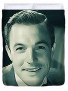 Gene Kelly, Vintage Actor/dancer Duvet Cover