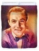 Gene Kelly, Vintage Hollywood Legend Duvet Cover