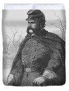 General Ambrose Burnside Duvet Cover