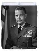 General Benjamin Davis Duvet Cover