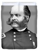 General Burnside Duvet Cover by War Is Hell Store