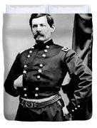 General George Mcclellan Duvet Cover by War Is Hell Store