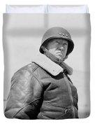 General George S. Patton Duvet Cover
