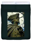General George Washington Duvet Cover
