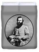 General Jeb Stuart Duvet Cover