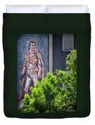 General Nathanael Greene Mural Duvet Cover