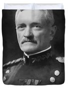 General Pershing Duvet Cover by War Is Hell Store